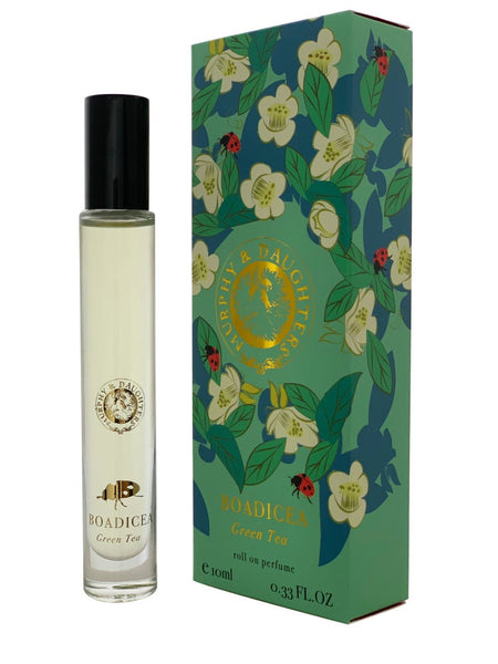 Murphy & Daughters Perfume Oil - Green Tea - BODICEA