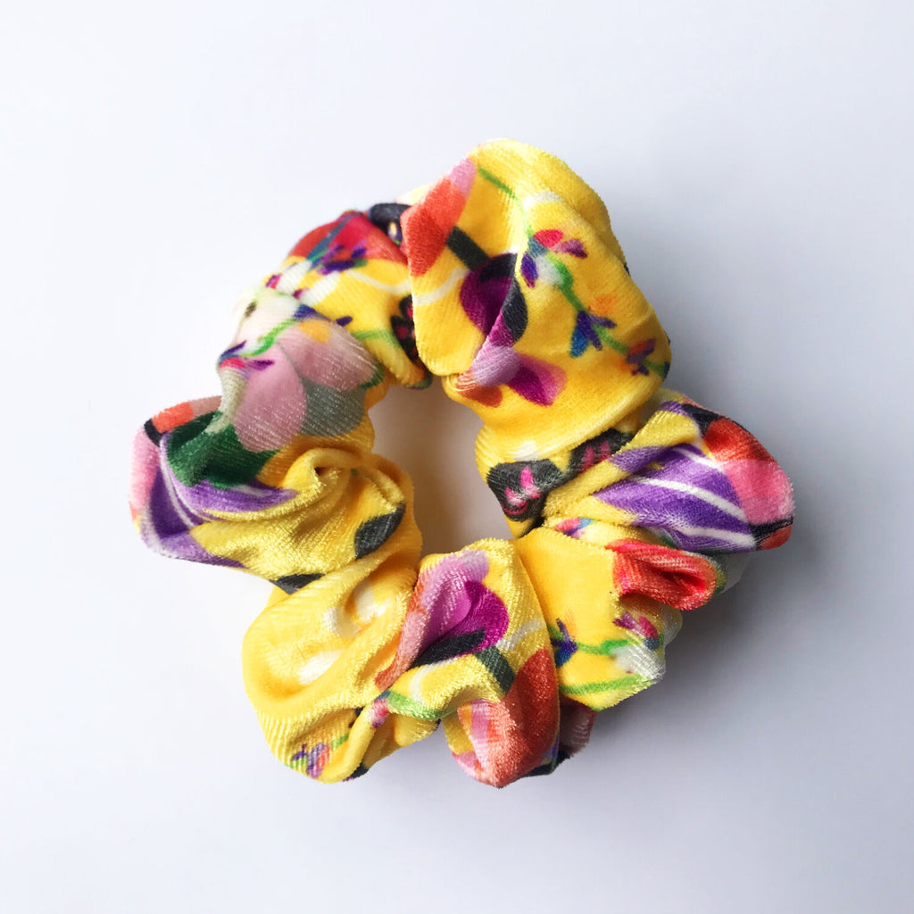 Kat Clegg - Scrunchie - Quirky Garden
