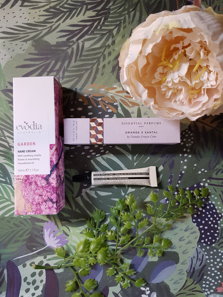 Floral Mothers Day Gift Set