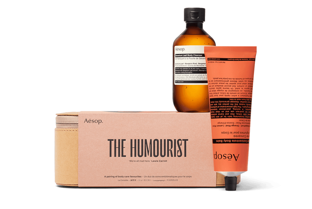 The Humourist - Aesop 2019 Gift Kit