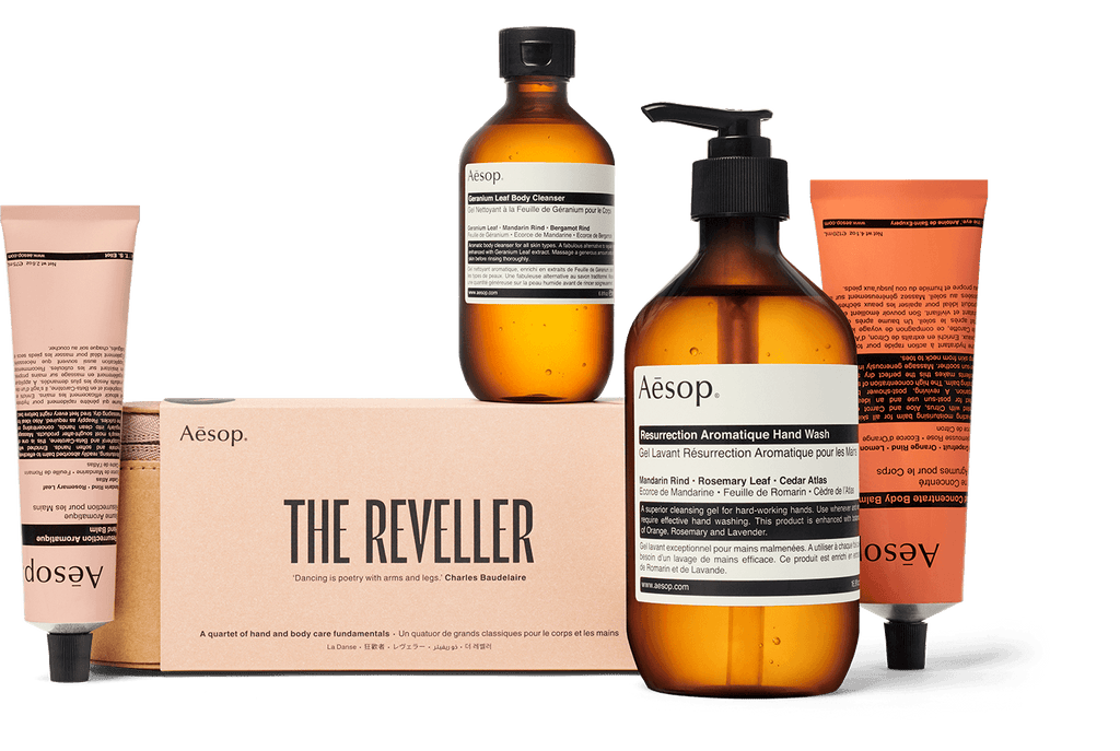 The Reveller - Aesop 2019 Gift Kit