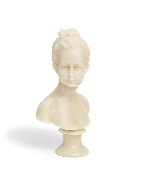 Cire Trudon Bust - Louise - Stone