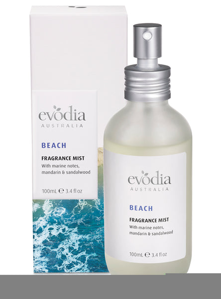 Evodia - Fragrance Mist - Beach 100ml
