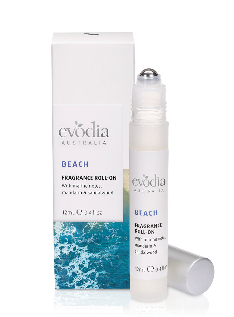 Evodia - Beach Fragrance Roll-on 12ml