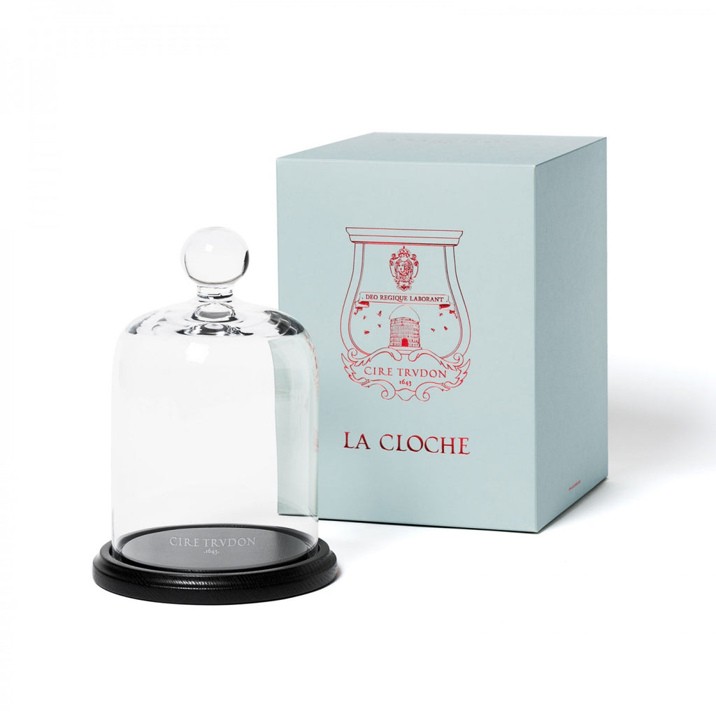 Cire Trudon - La Cloche Bell Jar and Board