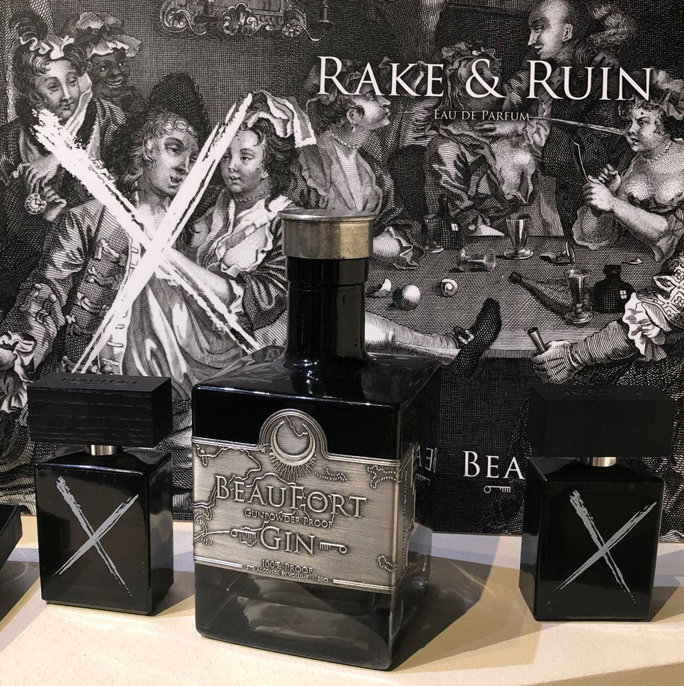 Rake & Ruin  50ml  Beaufort London
