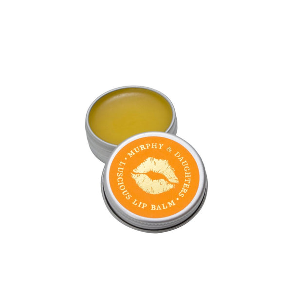 Murphy & Daughters Luscious Lip Balm - Orange