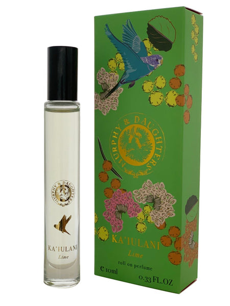 Murphy & Daughters Perfume Oil - Lime - Ka'Iulani