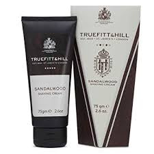Truefitt & Hill  -  Sandalwood Shaving Cream Tube