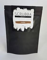 Scrubba Body Coffee Body Scrub (Cacao)