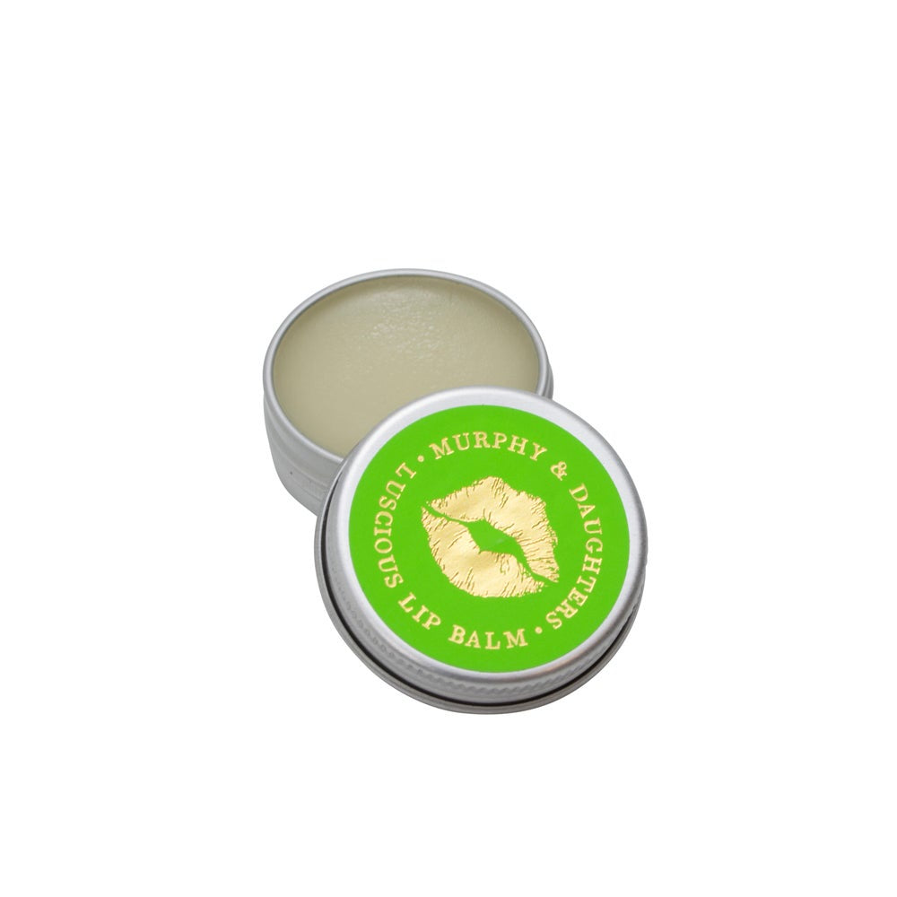 Murphy & Daughters - Lucious Lip Balm - Lime