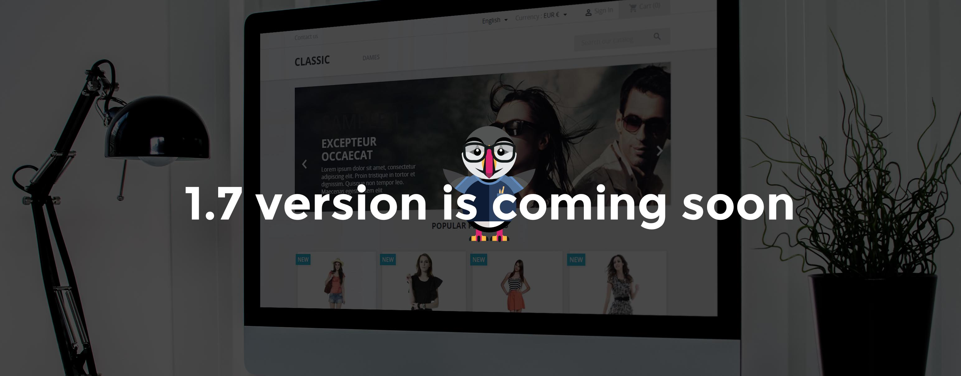 The Look - Clean, Responsive Fashion Boutique Prestashop Theme