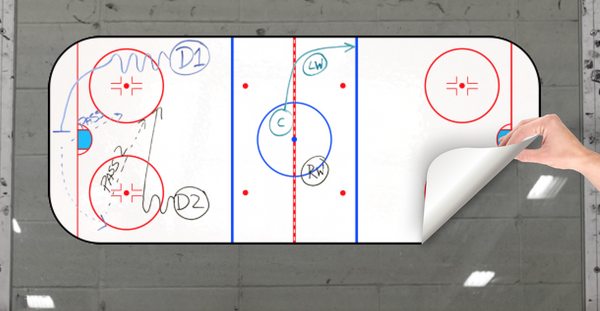 Hockey WriteyBoard