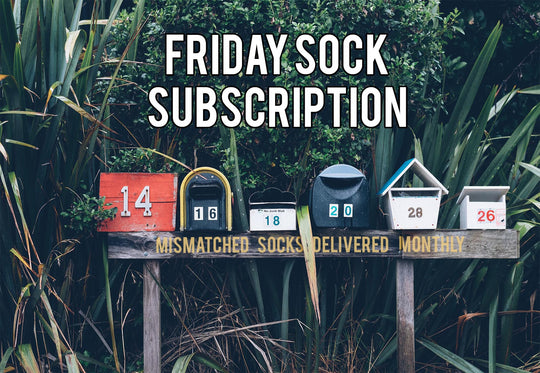 Mismatched Sock Subscription