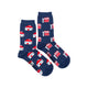 Women's Real Estate Socks