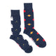 Men's Planet & Space Shuttle Socks