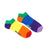 Men's Love is Love Rainbow Ankle Socks
