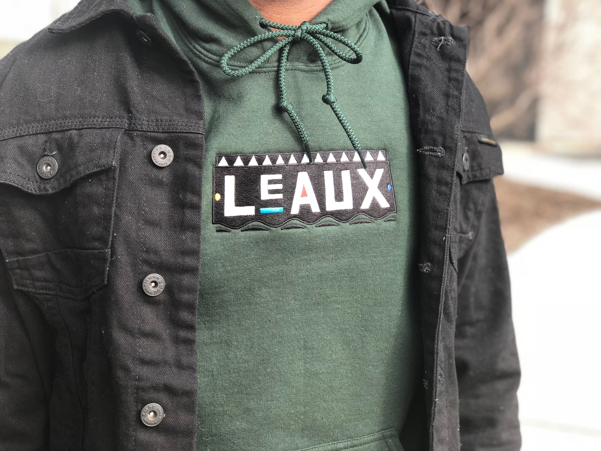 2017 Martin Leaux-rence Hoodie