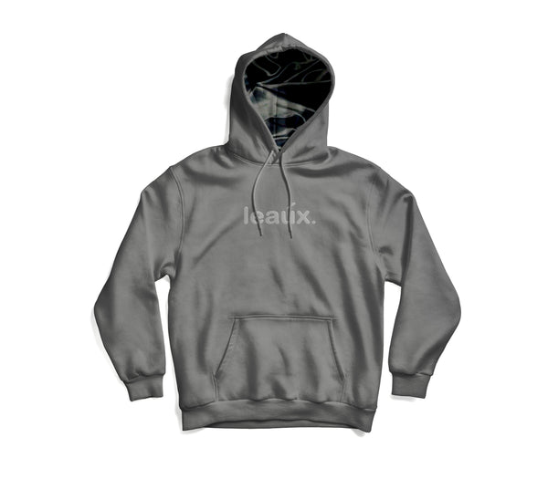 OG Leaux Hoodie - Charcoal