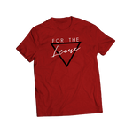 *Retro* Leaux Tee - Red
