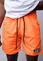 SS21 Leaux Shorts - Orange
