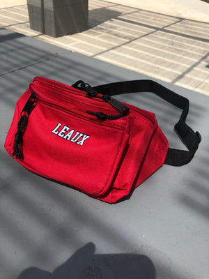Adjustable Fanny Pack - Red