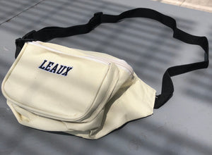 Adjustable Fanny Pack - Off White