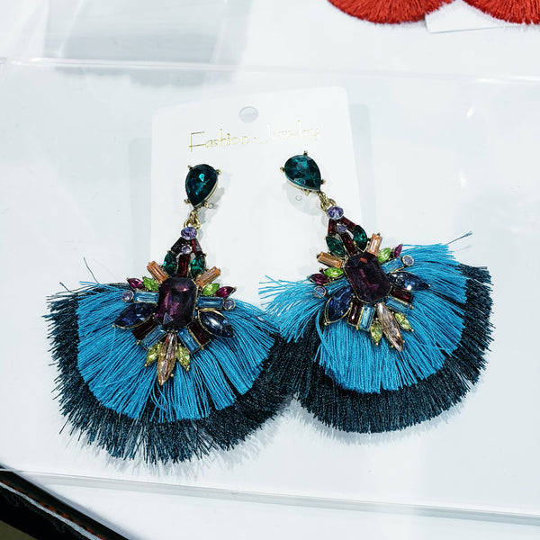 Ntakra Earrings