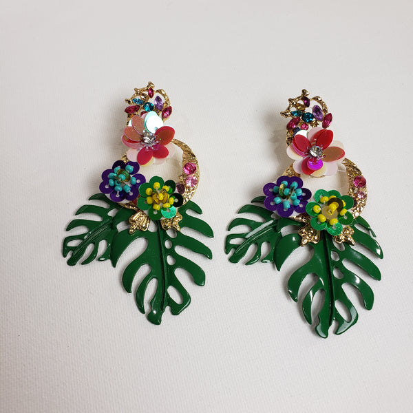 Ahaban Earrings