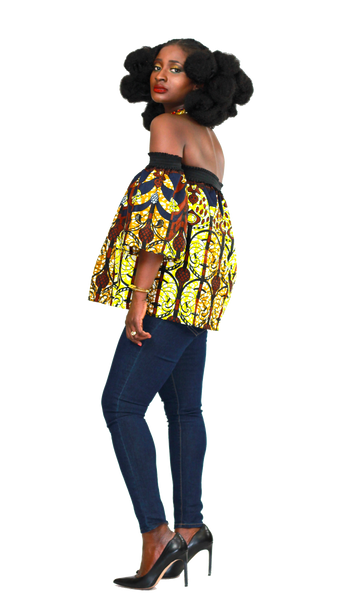 Naana Off-Shoulder Top - Akese Stylelines
