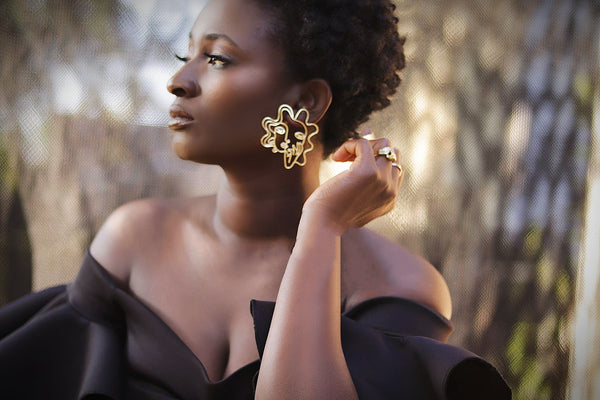 Suronko Earrings - Akese Stylelines
