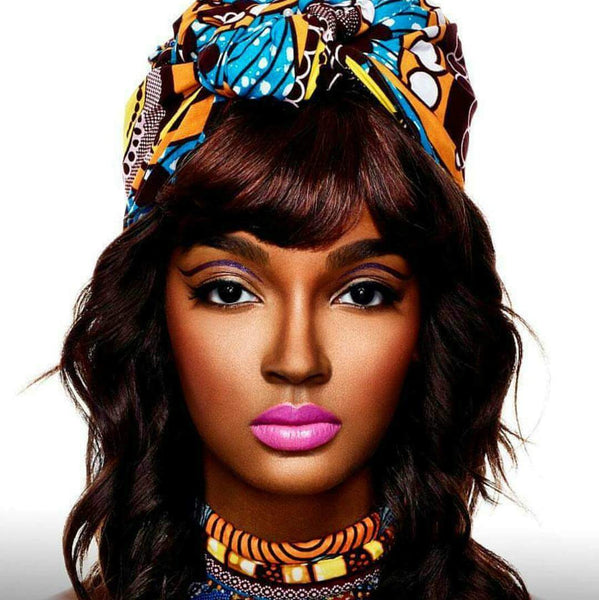 Duku Akese Head Wrap (Rhapsody)