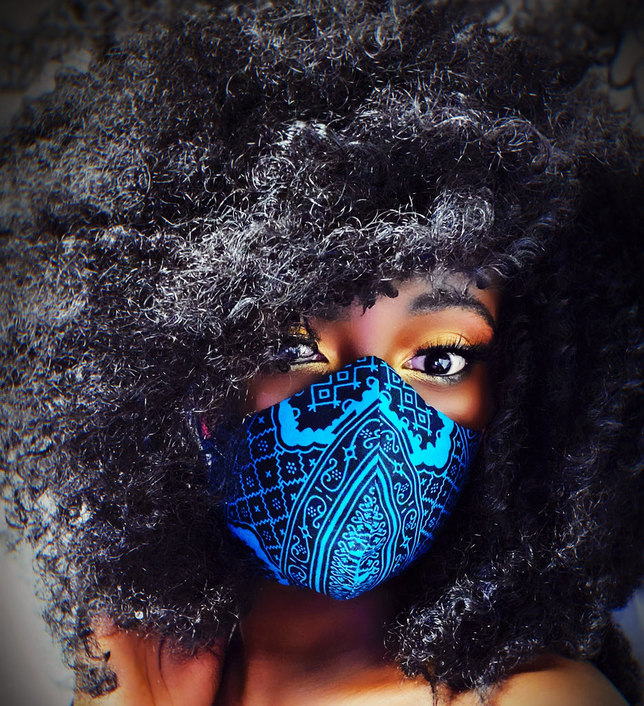 Adofo unisex Mask. Pocket
