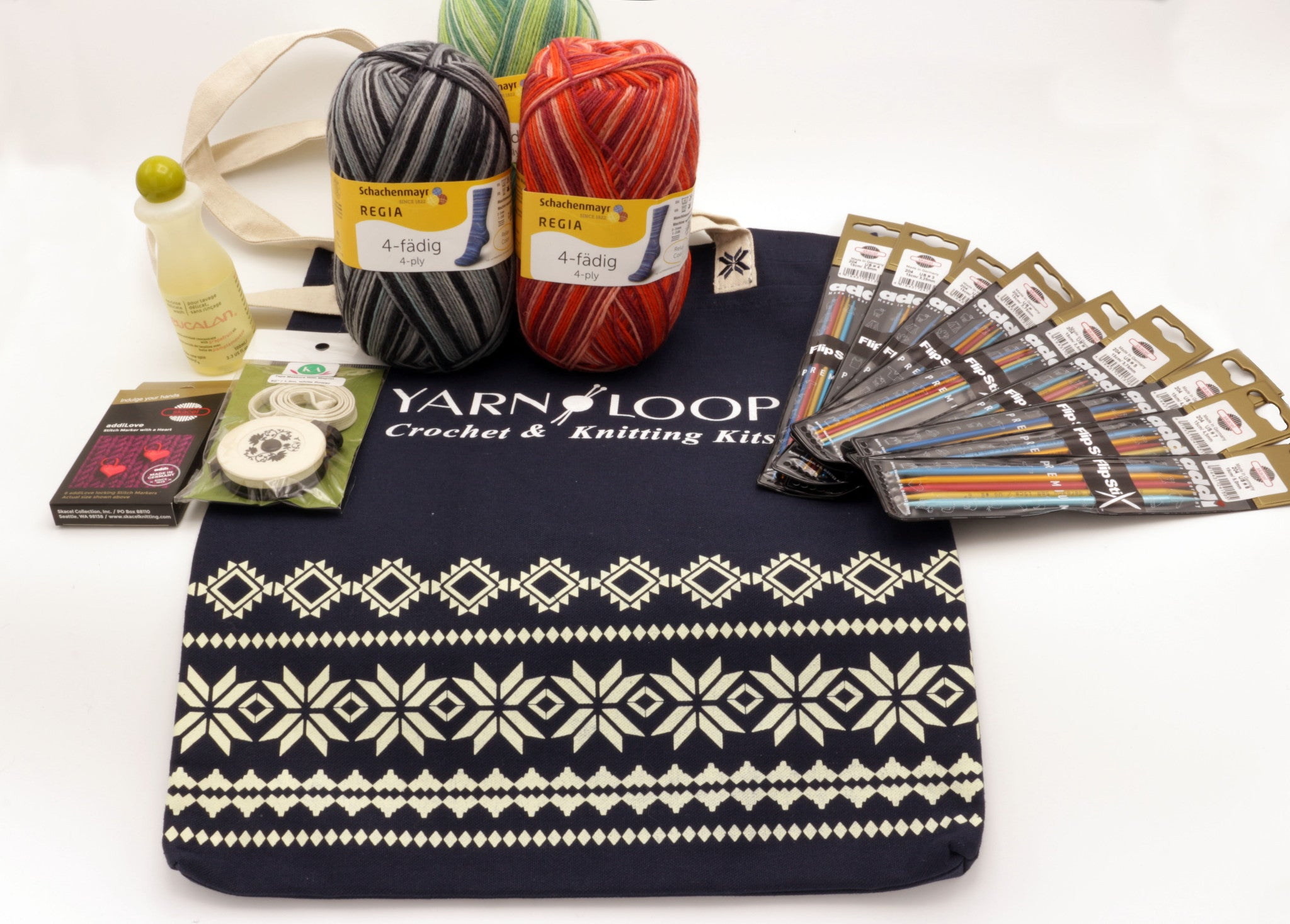 Gift Sets for Sock Knitters and Lace Knitters