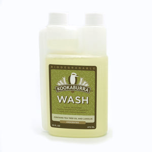 Kookaburra - Wash Unscented 16 oz.
