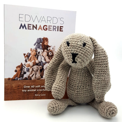 Emma The Bunny By Kerry Lord Gift Set With Edwards Menagerie Book