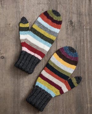 21 Color Mitts by Blue Sky Fibers