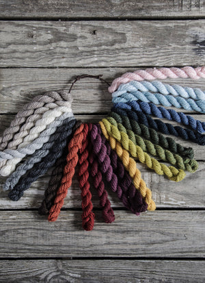 21 Color Mitts by Virgina Sattler-Reimer