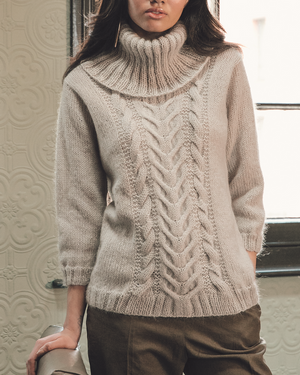 Rowan Loves...Kid Classic & Hemp Tweed (No. 5) by Amy Herzog
