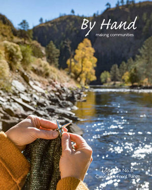 By Hand: Making Communities - Lookbook No. 8: Colorado's Front Range by Andrea Hungerford