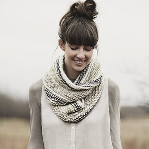 Caledonia Cowl by Nancy Ekvall