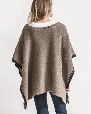 Big Splash Poncho by Bobbi Intveld
