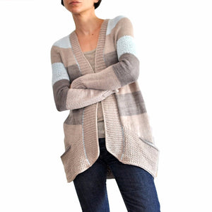 BlueSand Cardigan by La Maison Rililie NEW COLORS!