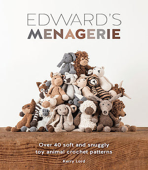 Bridget the Elephant by Kerry Lord - Gift Set with Edward's Menagerie Book