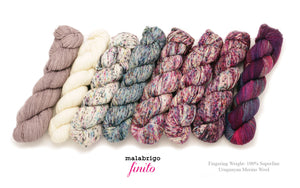 Malabrigo - Finito NEW COLORS!