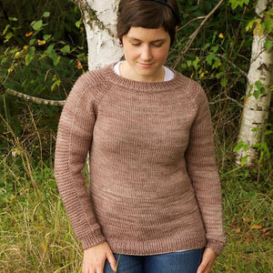 Flax (Adult) by Tin Can Knits