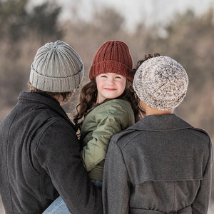 Hilltop Family Hat by Sara Cookson