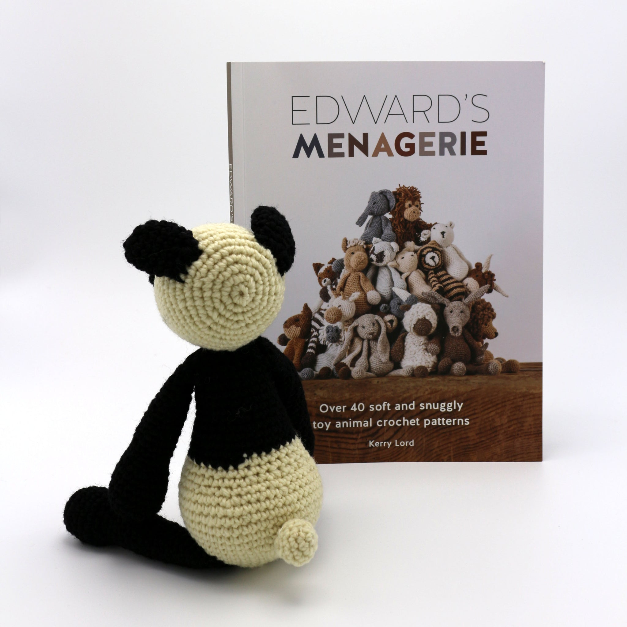 Fiona The Panda By Kerry Lord Gift Set With Edwards Menagerie