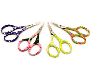 Nirvana Needle Arts - Colorful Scissors