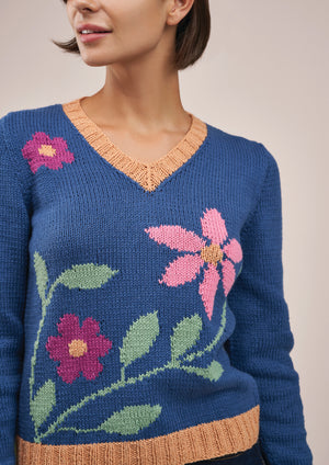 Rowan Seasonal Palette - Cotton Cashmere by Dee Hardwicke